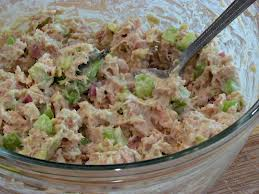 Paleo Spicy Tuna Salad