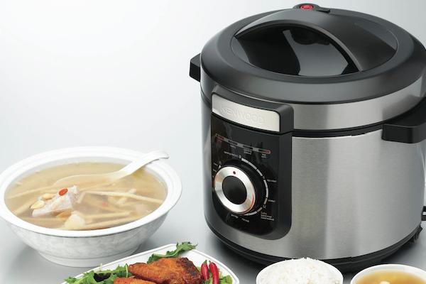 Combination Pressure Cooker