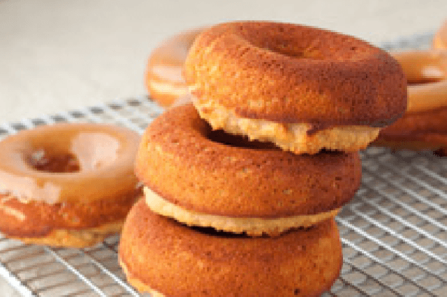 Paleo Recipe - Apple Doughnuts
