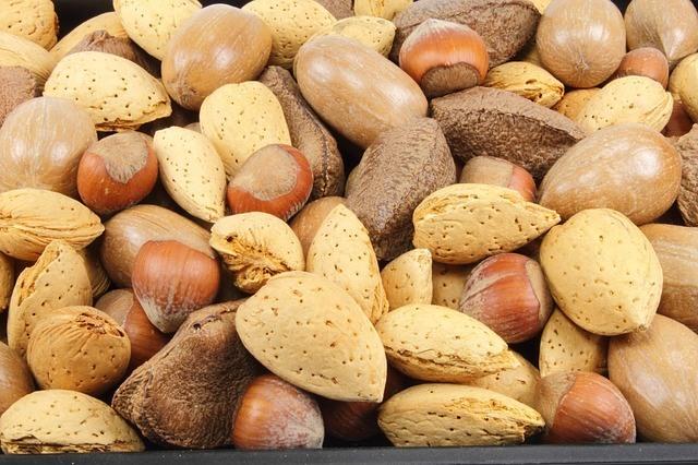 Paleo Food - Nuts & Seeds