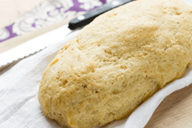 Paleo Recipes - Garlic Bread