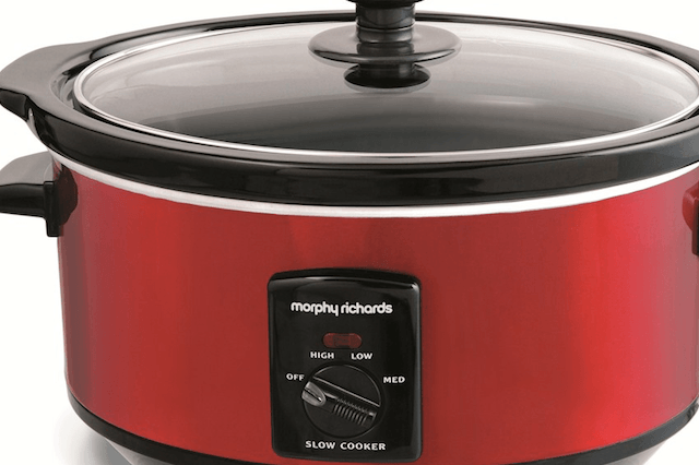 Slow Cooker - Round Or Oval?