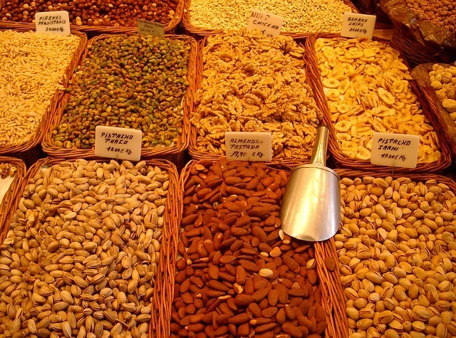 Paleo Food - Nuts And Lovely Seeds
