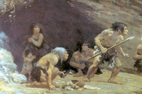Paleo Lifestyle - Caveman