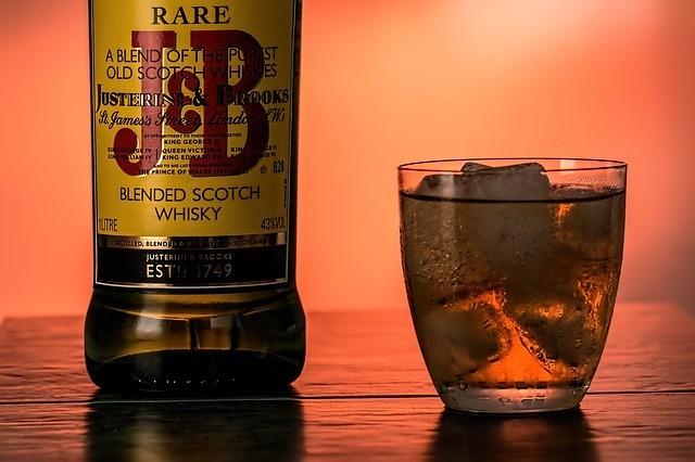 Non Paleo Alcohol - Whiskey