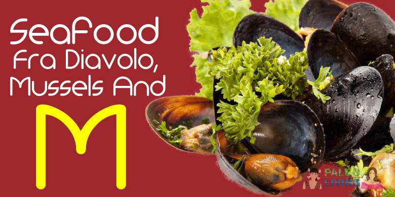 Paleo Lifestyle - Seafood Fra Diavolo