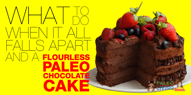 Paleo Recipes - Flourless Chocolate Cake
