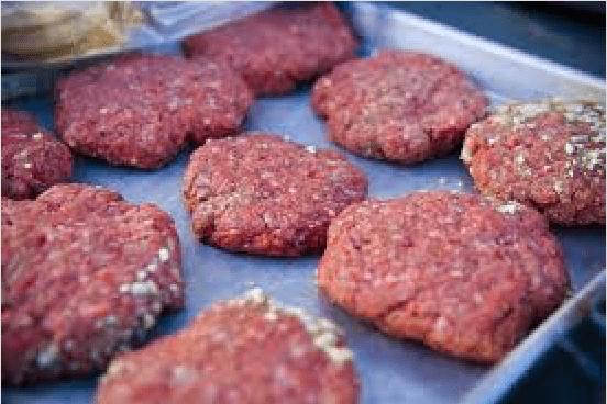 Paleo Diet Recipes - Burger