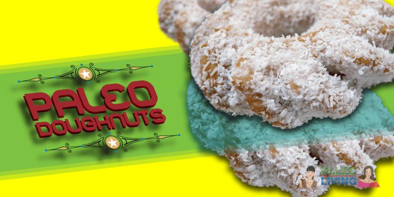 Paleo Recipes - Paleo Doughnuts