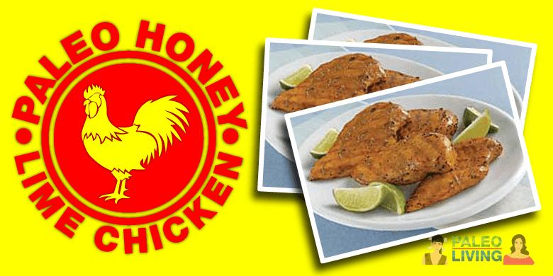 Paleo Recipes - Honey Lime Chicken