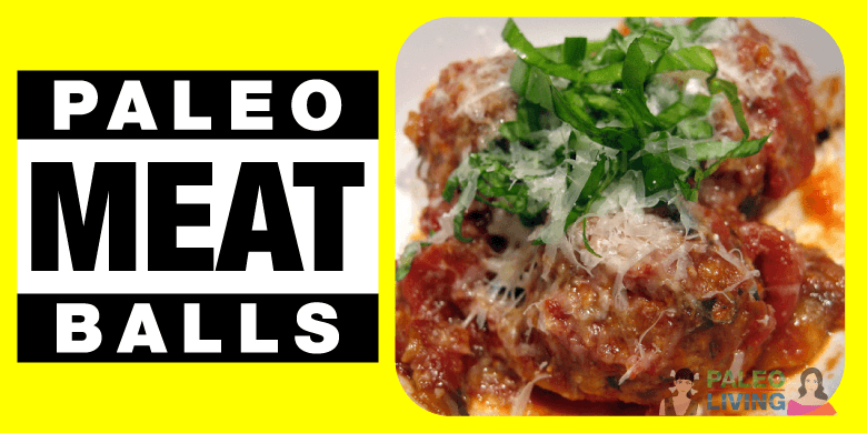 Paleo Recipes - Paleo Meatballs