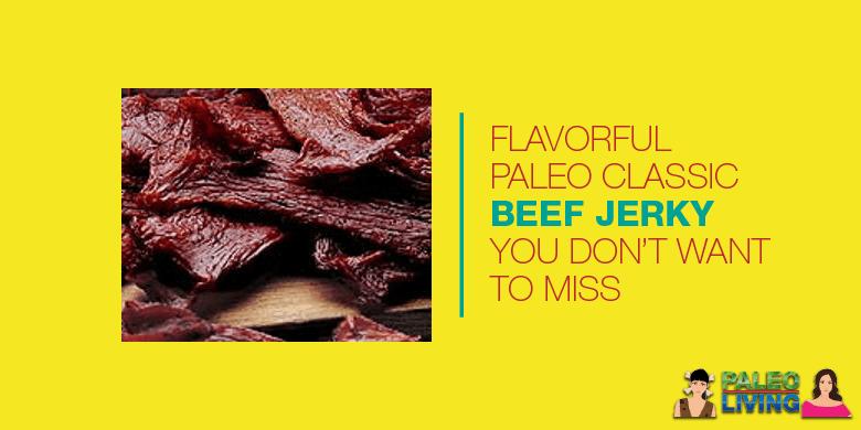 Paleo Recipes - Beef Jerky