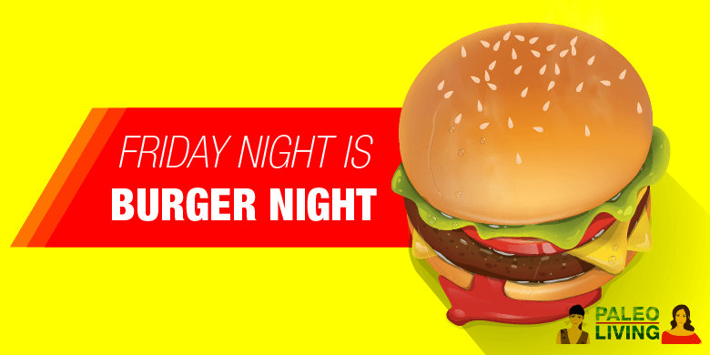Paleo Recipe - Burger