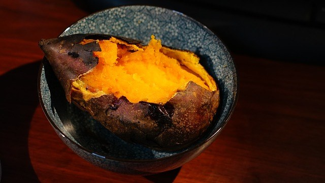 Paleo Recipes - Grilled/Barbecued Sweet Potatoes