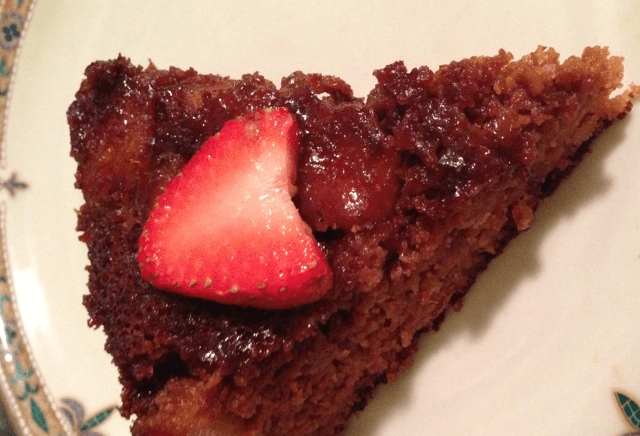 Paleo Diet Recipes - Pineapple Upside Down Cake