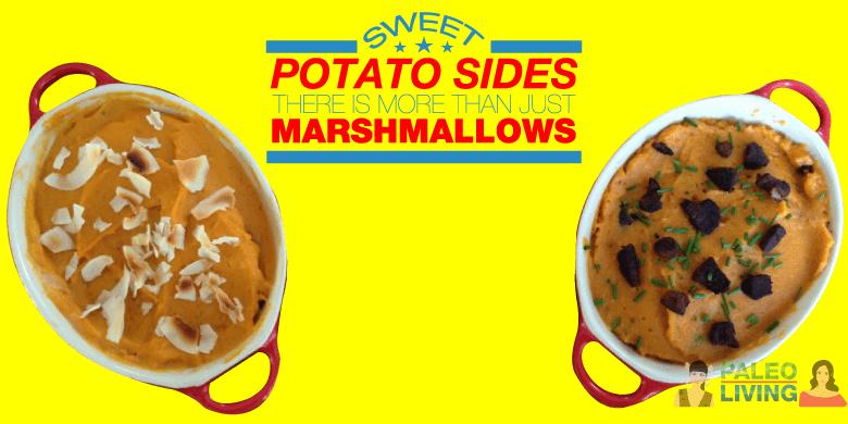 Paleo Recipes - Sweet Potato Sides