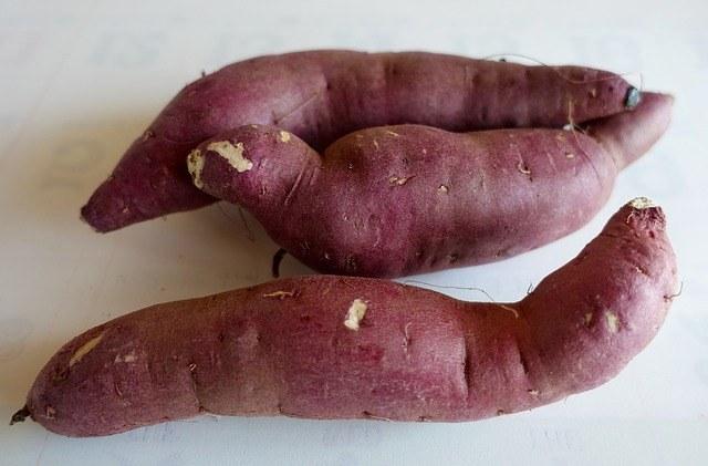 Paleo Diet Food List - Sweet Potatoes