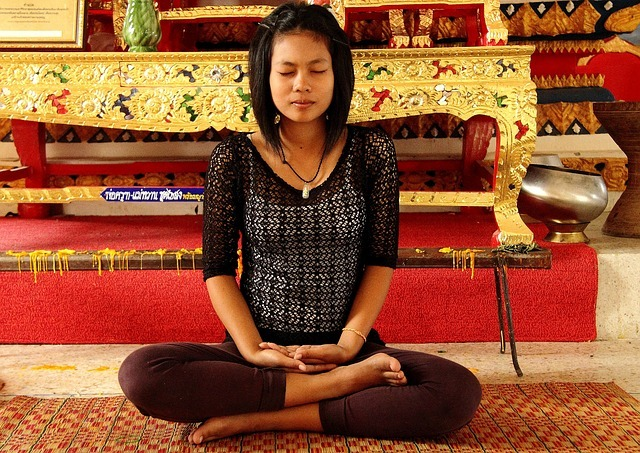 Paleo Lifestyle - Meditation