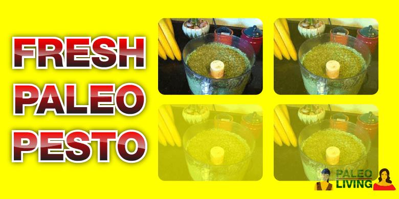 Paleo Recipe - Fresh Pesto