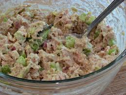 Paleo Spicy Tuna Salad