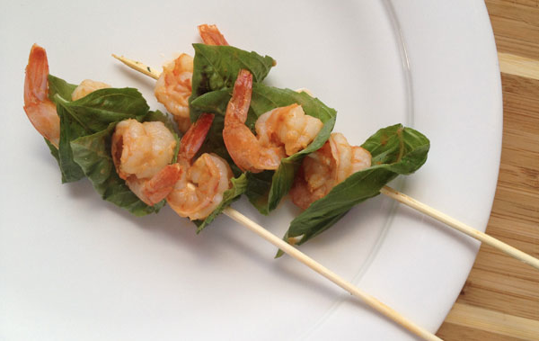 Paleo Recipe - Red Curry Shrimp