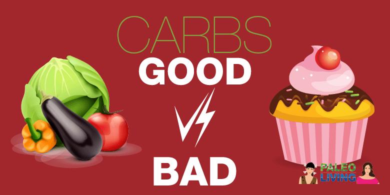 Paleo Diet - Carbs - Good Vs Bad