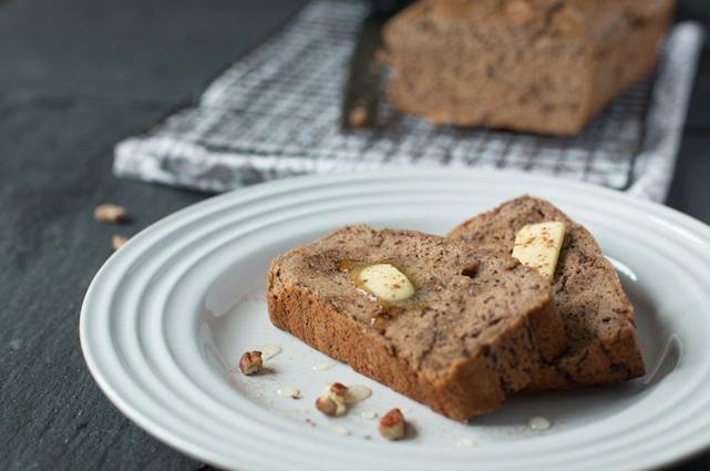 Paleo Recipes - Banana Bread