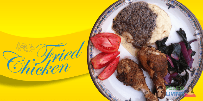 Paleo Recipes - Fried Chicken
