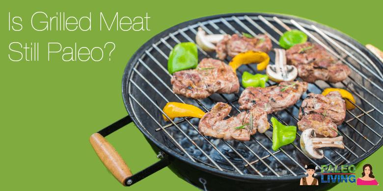 Paleo Food - Grilled Meat