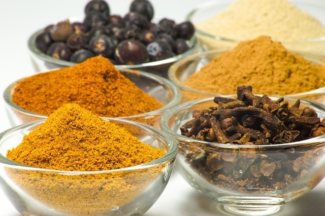 Paleo Food - Spices