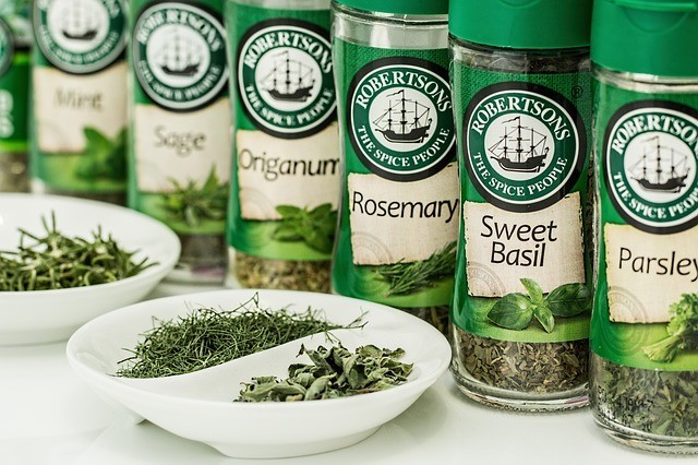 Paleo Food - Herbs & Spices