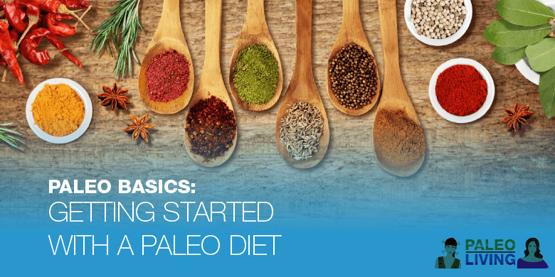 Getting Started With A Paleo Diet