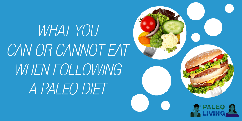 Paleo Diet - What You Can Or Cannot Eat