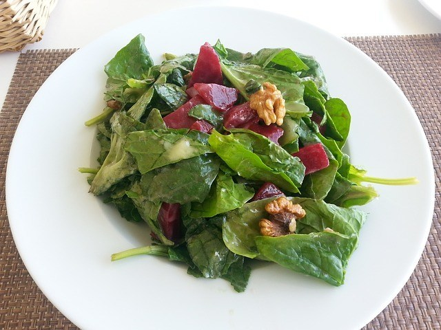 Paleo Food - Never Freeze Spinach