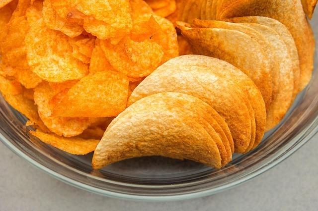 Paleo Food - Unhealthy Snacks