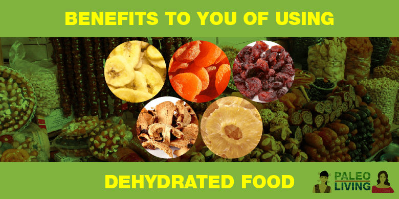 Paleo Food - Benefits Of Dehydrated Food