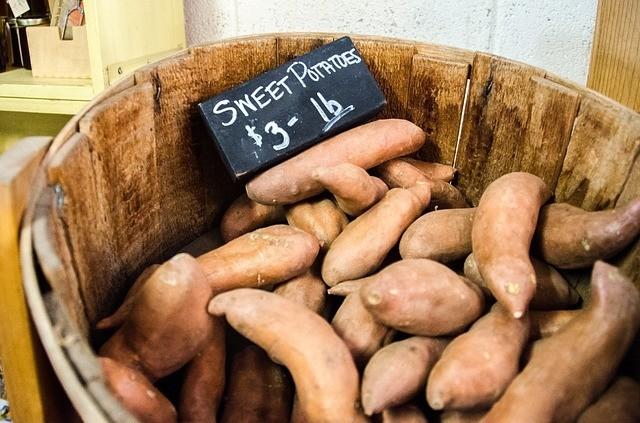 Paleo Food - Sweet Potatoes