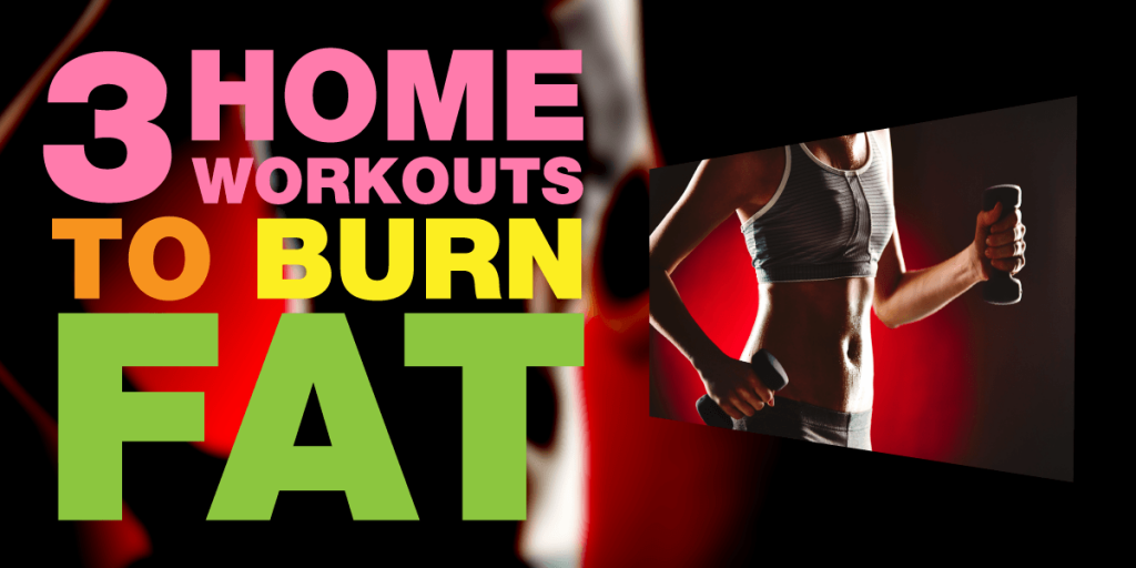 workouts to burn fat