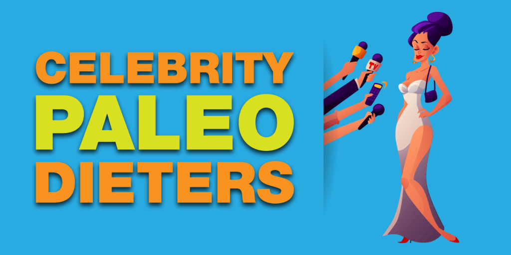 paleo celebrities