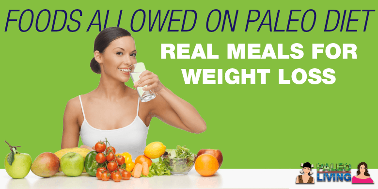 paleo diet Paleo Foods -
