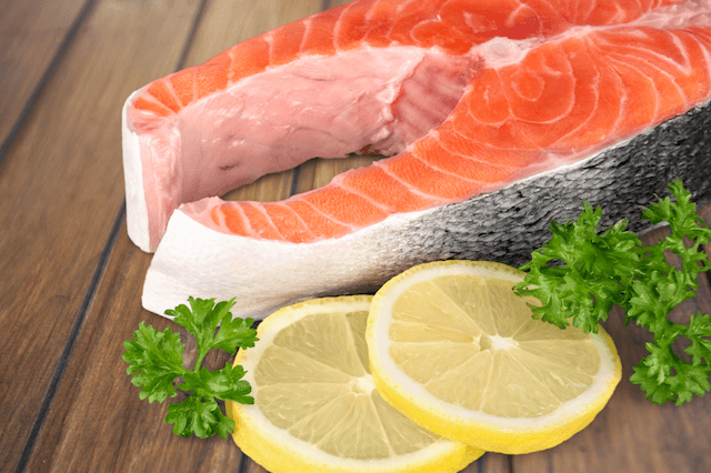 Salmon Fillet - Good Source Of Omega 3 Fatty Acids