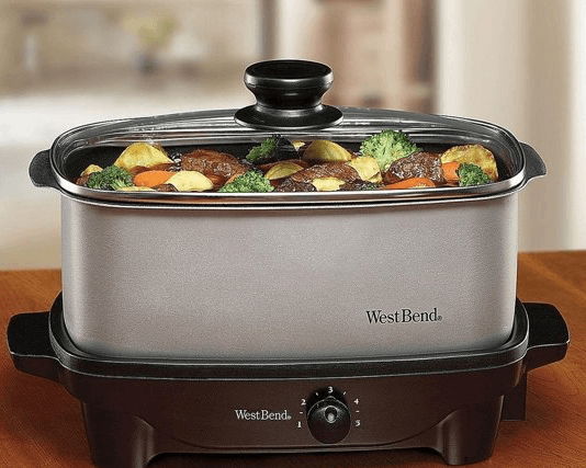 Paleo Diet - Slow Cooker - Manual Or Automatic