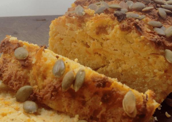 Paleo Food - Healthy Bread