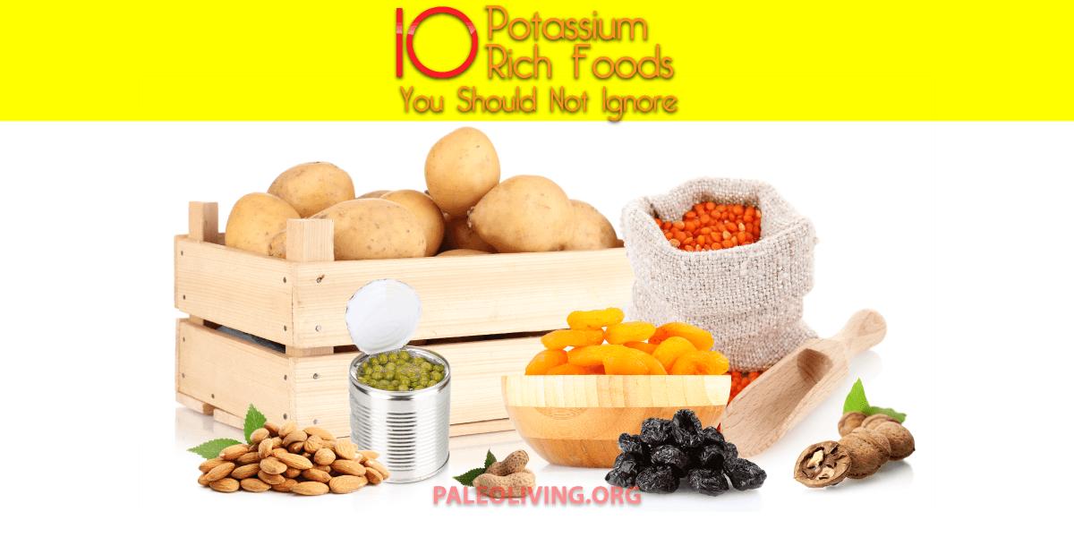 10 Potassium Rich Foods You Shouldn't Ignore - Paleo Living