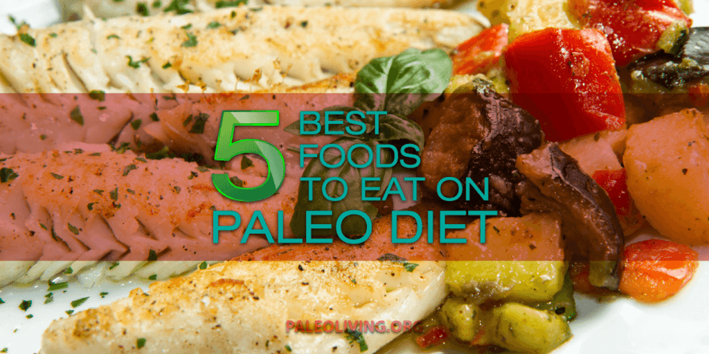 5 Best Foods To Eat On Paleo Diet