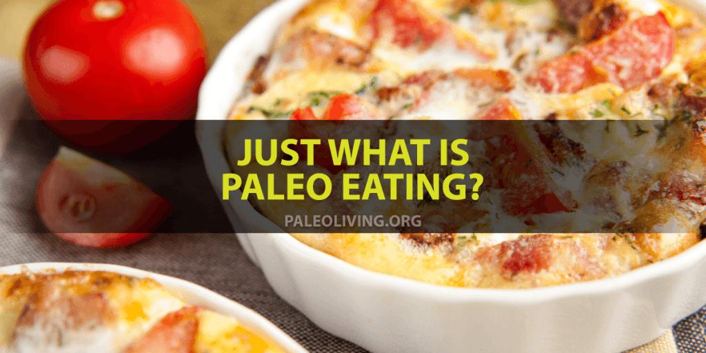 paleo eating