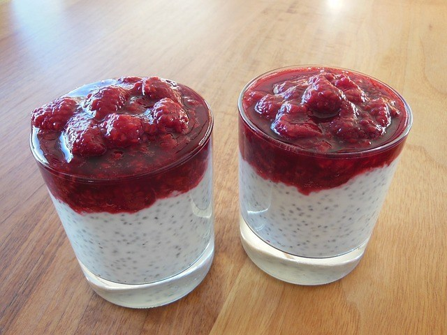 Paleo Food - Chia Seeds