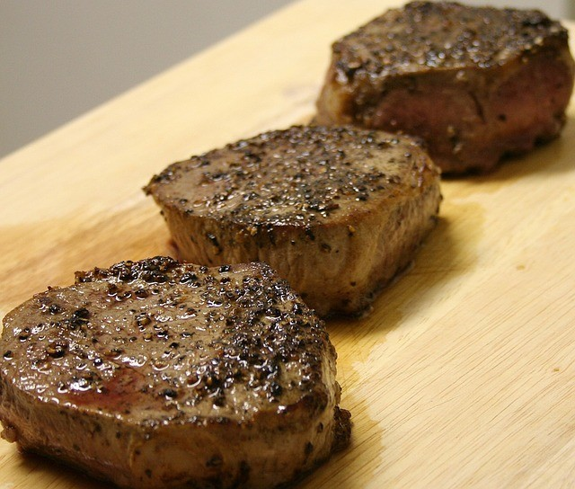 Paleo Diet Shopping List Foods - Meat