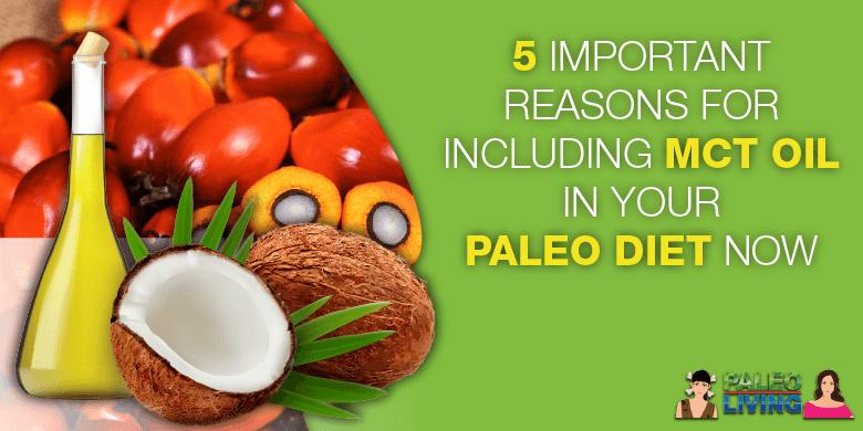 Paleo Diet - MCT Oil