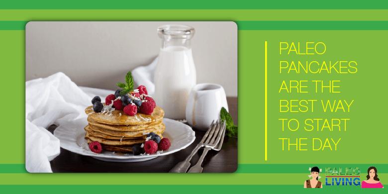 Paleo Recipes - Paleo Pancakes